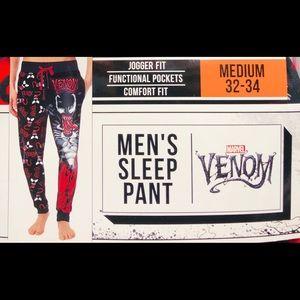 Marvel Venom men's sleep pant